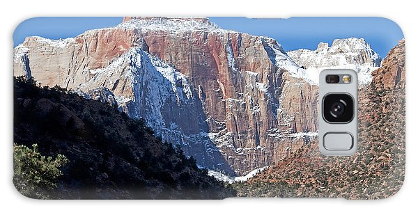 Zion's West Temple Galaxy Case by Bob and Nancy Kendrick
