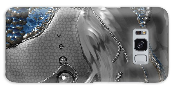 ' Fish Out Of Water ' Galaxy Case