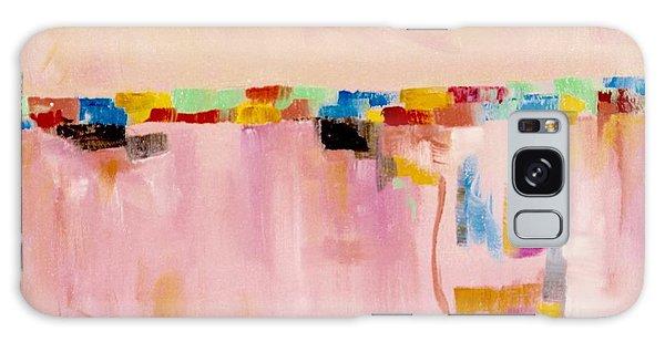 Blush Galaxy Case by Suzzanna Frank