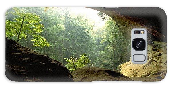 Cave Entrance In Ohio Galaxy Case