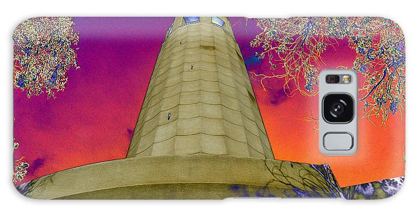 Coit Tower Galaxy Case