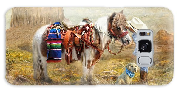 Shetland Pony Galaxy Cases | Fine Art America