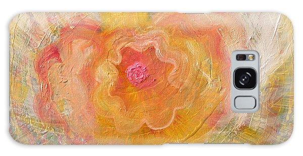 Flower Angel Galaxy Case