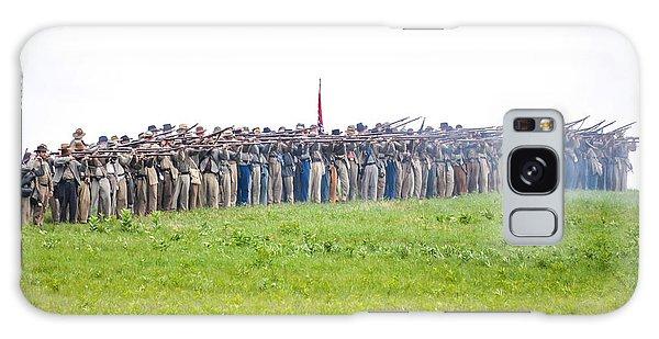 Gettysburg Confederate Infantry 0157c Galaxy Case