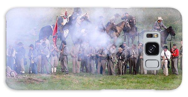 Gettysburg Confederate Infantry 7503c Galaxy Case