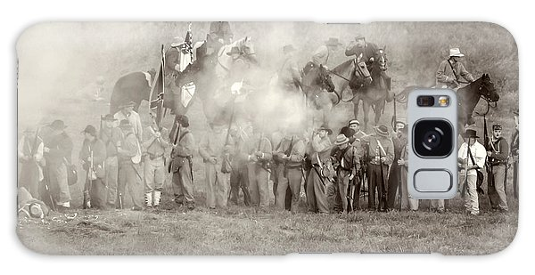 Gettysburg Confederate Infantry 7503s Galaxy Case