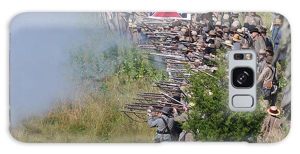 Gettysburg Confederate Infantry 8769c Galaxy Case