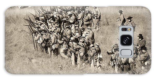 Gettysburg Confederate Infantry 9015s Galaxy Case