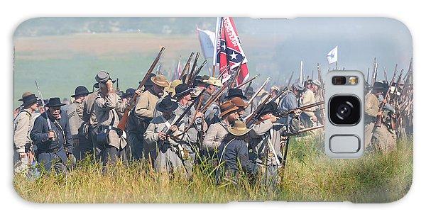 Gettysburg Confederate Infantry 9214c Galaxy Case