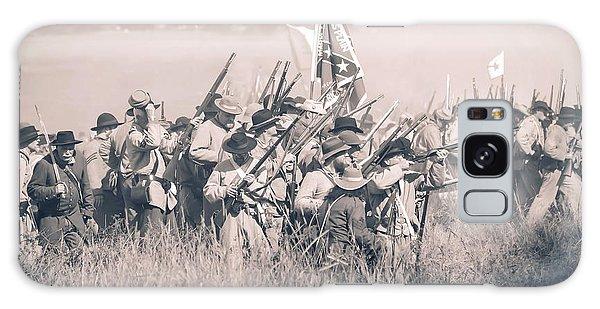 Gettysburg Confederate Infantry 9214s Galaxy Case
