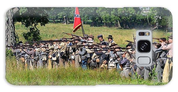 Gettysburg Confederate Infantry 9270c Galaxy Case