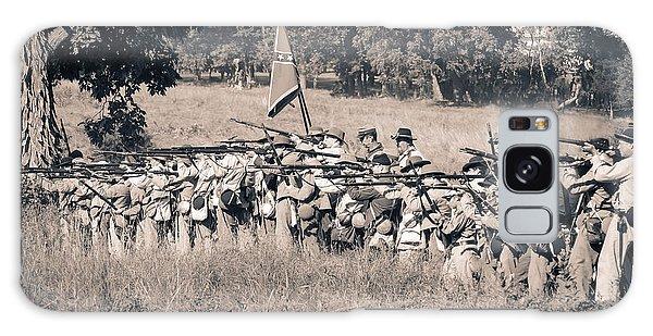 Gettysburg Confederate Infantry 9270s Galaxy Case