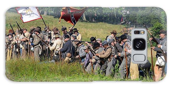 Gettysburg Confederate Infantry 9281c Galaxy Case