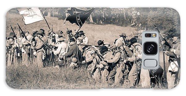 Gettysburg Confederate Infantry 9281s Galaxy Case