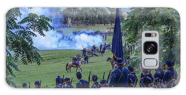 Gettysburg Union Artillery And Infantry 7457c Galaxy Case