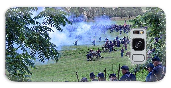 Gettysburg Union Artillery And Infantry 7465c Galaxy Case