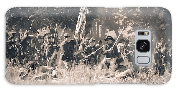 Gettysburg Union Infantry 9348s Galaxy Case
