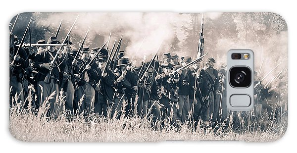 Gettysburg Union Infantry 9360s Galaxy Case