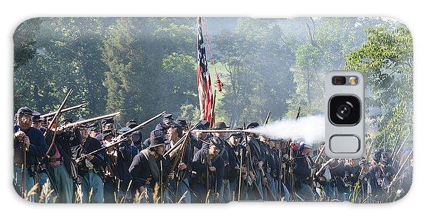Gettysburg Union Infantry 9372c Galaxy Case