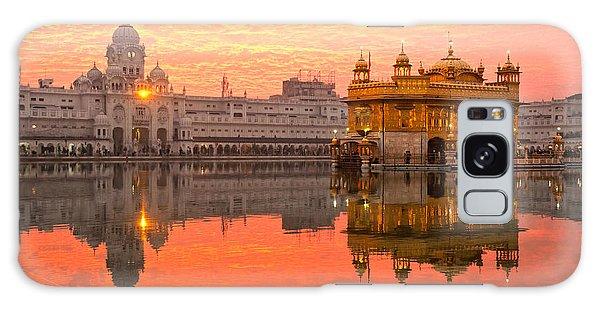Golden Temple Galaxy Case