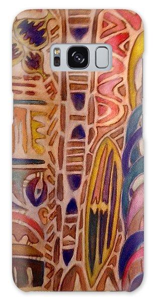 Voodoo Galaxy Case -  Hawaii Five 0 by Bev Gill