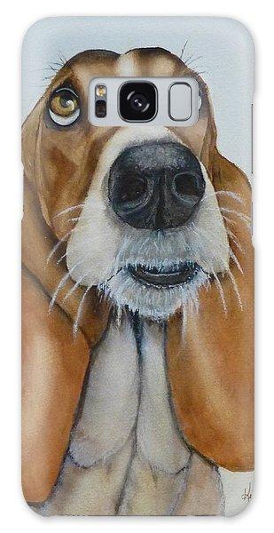 Hound Dog's Pleeease Galaxy Case