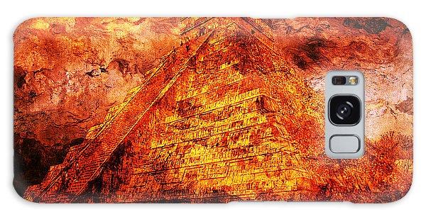 C H I C H E N  .  I T Z A .  Pyramid Galaxy Case