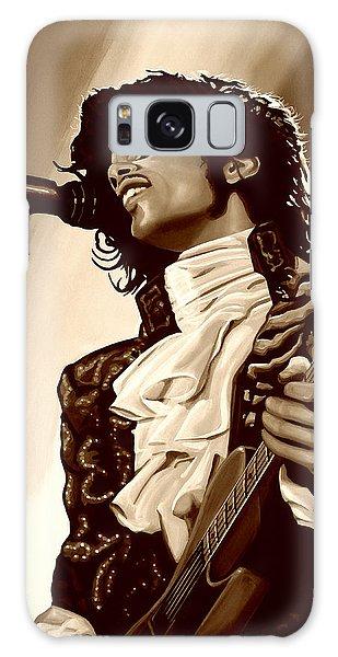 Prince The Artist Galaxy Case