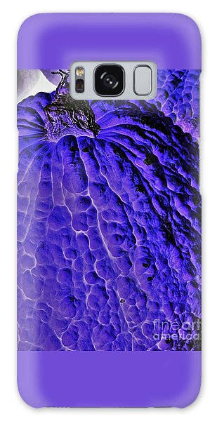 Purple Pumpkin By Jasna Gopic  Galaxy Case