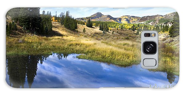 Road To Steamboat Lake Galaxy Case