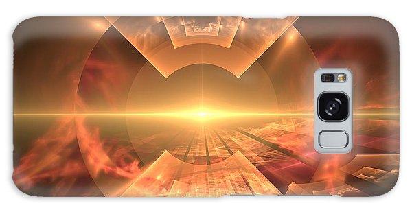 Supernova  Galaxy Case by Svetlana Nikolova