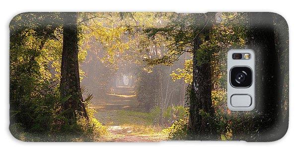 Swamp Trail Galaxy Case