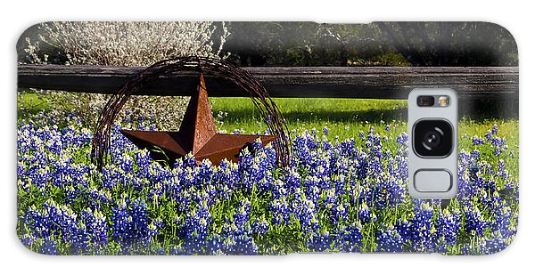 Texas Bluebonnets IIi Galaxy Case