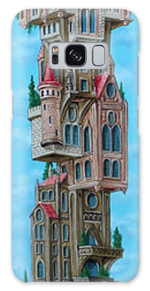 The Castle Of Air Galaxy Case