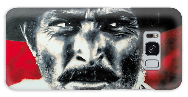- The Good The Bad And The Ugly - Galaxy Case by Luis Ludzska