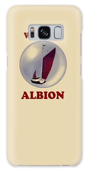 The Wherry Albion Galaxy Case