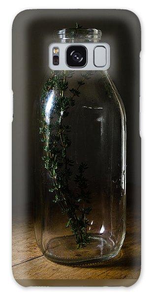Time In A Bottle   861 Galaxy Case