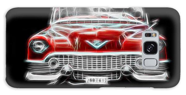 Vintage Red Cadillac Galaxy Case by Aaron Berg