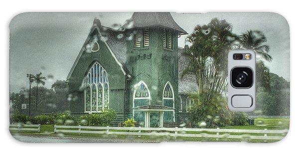 Waioli Huiia Church Kauai  Galaxy Case