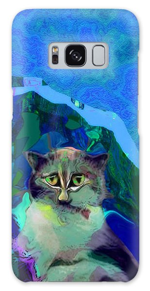 007 The Under Covers Cat Galaxy Case