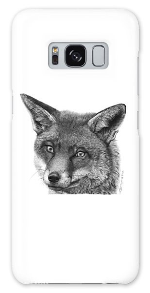 044 Vixie The Fox Galaxy Case by Abbey Noelle