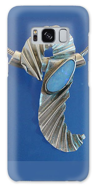 0468 Seahorse Galaxy Case by Dianne Brooks