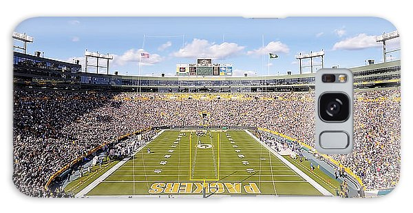 0991 Lambeau Field Galaxy Case