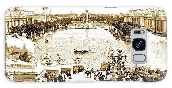 1904 World's Fair, Grand Basin View From Festival Hall Galaxy Case