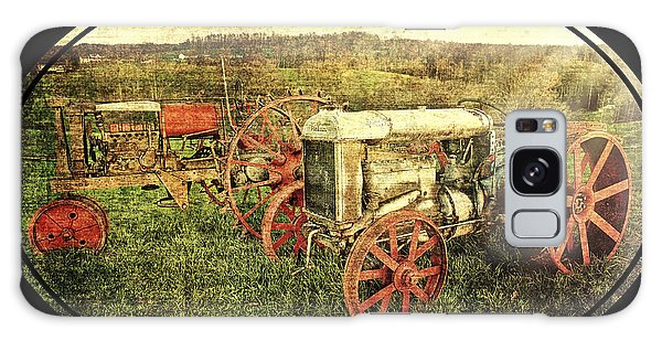 Vintage 1923 Fordson Tractors Galaxy Case by Mark Allen