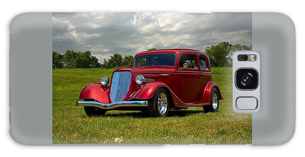 1933 Ford Vicky Hot Rod Galaxy Case by Tim McCullough