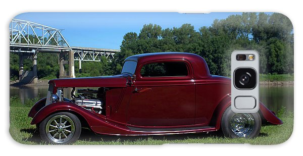 1934 Ford Coupe Galaxy Case by Tim McCullough