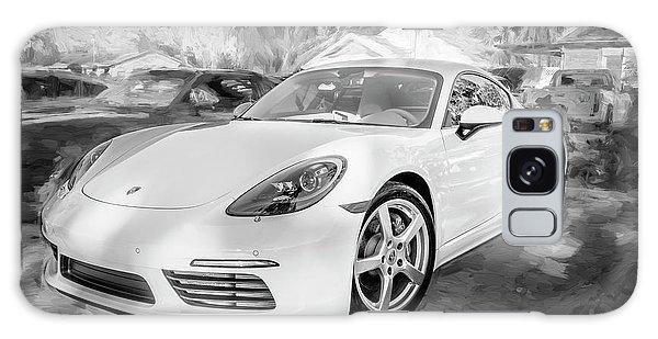 2017 Porsche Cayman 718 S  Bw    Galaxy Case