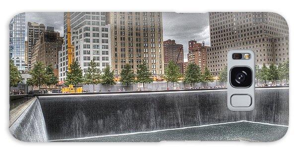 911 Memorial Hdr Galaxy Case by Joe  Palermo