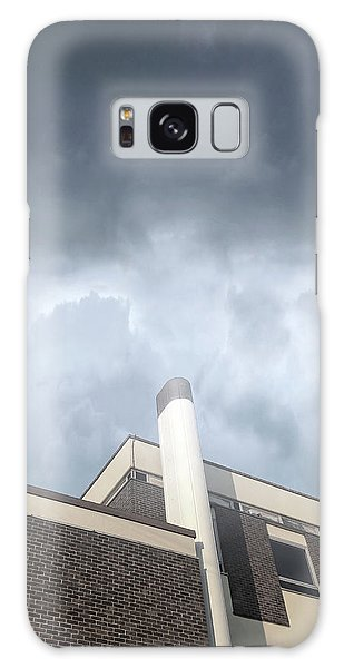 Bury St Edmunds Galaxy Case - A Building Exterior  by Tom Gowanlock